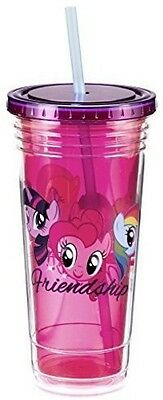 My Little Pony 24 Ounce Acrylic Travel Cup Misc