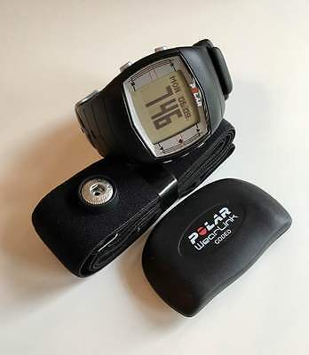 Polar FT40 Heart Rate Monitor Watch.