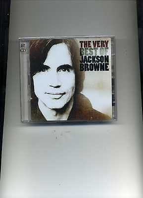 Jackson Browne - The Very Best Of - 2 Cds - New!!