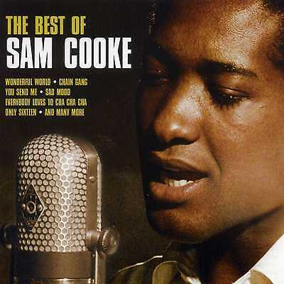Sam Cooke - The Best Of - 2 Cds - New!!