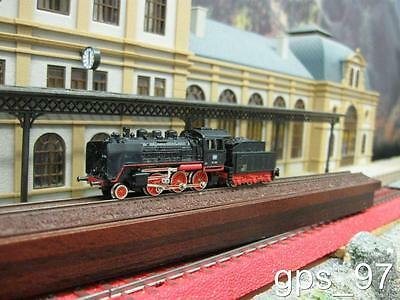 Z - Marklin 8803 BR24 Steam Loco with Tender 5 Pole - LN in Train Safe Case