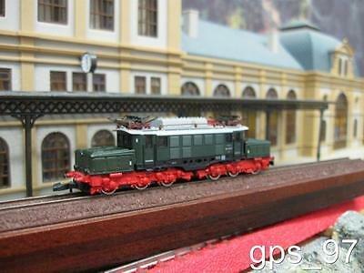 Z - Marklin 8812   E-Loco BR254 153-0 German Crocodile (DR) 5 Pole Motor - LNIB