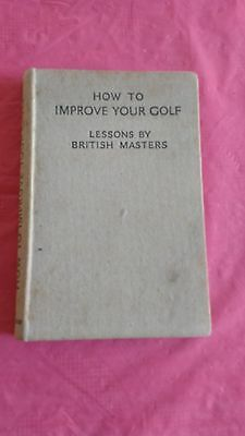 How to Improve your Golf - Lessons by British Masters