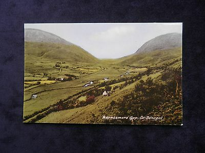 Vintage Irish Postcard Of Barnesmore Gap, Co. Donegal, Cassidy & Co. Donegal
