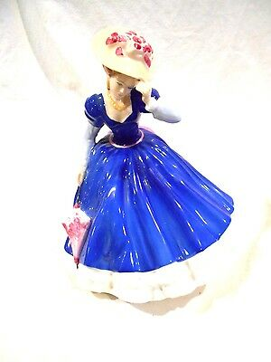 """Royal Doulton 1992 Figure of the Year """"Mary"""" HN3375  9"""""""