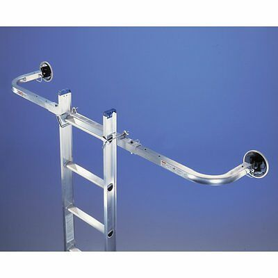 Werner 97P Adjustable True Grip Ladder Atandoff / Stabilizer Accessory