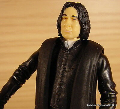 HARRY POTTER Professor Snape Loose Action Figure NEW!