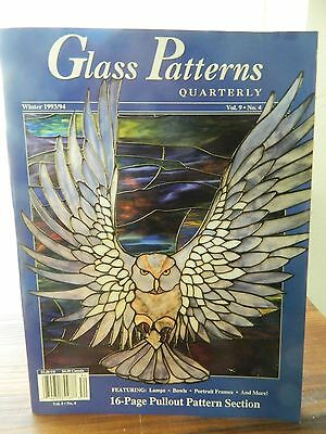 Glass Patterns Quarterly Stained Glass Magazine
