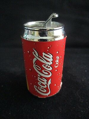 COCA COLA: A GAZ  LIGHTER IN A COCA COLA CAN'S SHAPE. UNSIGNED,.   or238