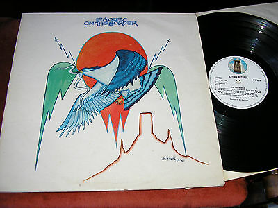 EAGLES  -     On The Border,     ORIGINAL 1974 UK FIRST PRESS LP ....CLEAN COPY