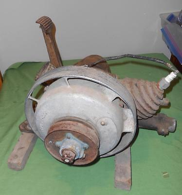 Vintage Maytag Hit And Miss Engine Model 16  26  Maytag Wash Machine Type Fy Ed4