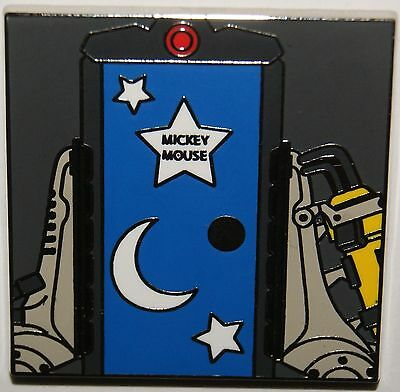 Disney Magical Mystery Pins Series 8 Mickey Themed Monsters Inc Door Pin