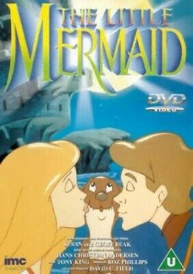 (Non-Disney Version) - The Little Mermaid [1998] [DVD] - DVD  ROVG The Cheap