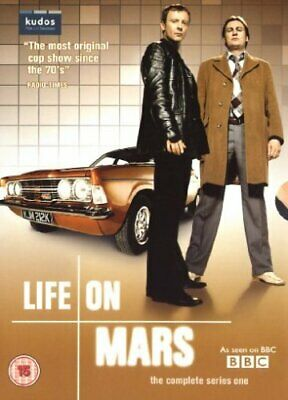 Life On Mars : Complete BBC Series 1 [2006] [DVD] - DVD  A4VG The Cheap Fast