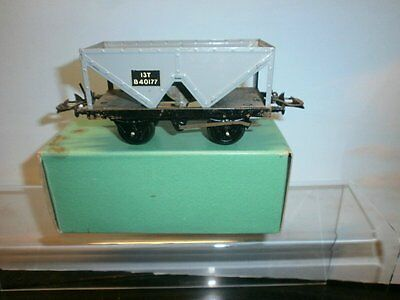 Hornby No 50 Hopper Wagon O Gauge 42181 Green Box