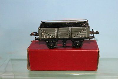 Hornby O Gauge Wagon With Sheet Rail R178 Boxed 1950