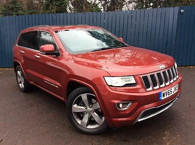 2015 Jeep Grand Cherokee 3.0 CRD Overland 4x4 5dr Automatic SUV