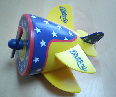 Utterly Butterly Plane Cooking Kitchen Timer NEW