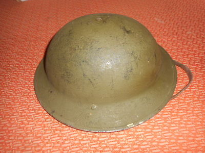 G.britain Army : Wwii  British Steel Helmet