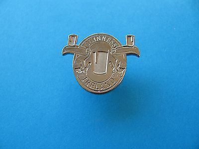 Guinness Toucans Ireland Pin badge. VGC. Unused. Metal