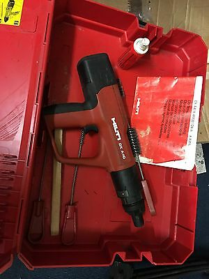 Hilti DXA40 Powder Actuated Concrete Nailer