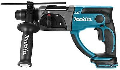 Makita Dhr202 Lxt 18V Sds+ Hammer Drill (Was Bhr202) Body Only Brand New