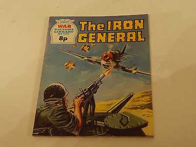 WAR PICTURE LIBRARY NO 1022!,dated 1975!,V GOOD for age,great 42!YEAR OLD issue.