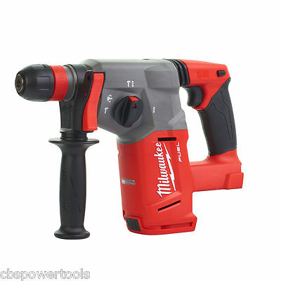 Milwaukee M18CHX-0 18V Fuel SDS-Plus Hammer Body Only Cordless Power Drills 18.0