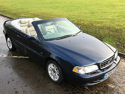 2004 Volvo C70 2.0 Turbo Only 20K Yes 20,000 Miles 1 Lady Owner From New Superb