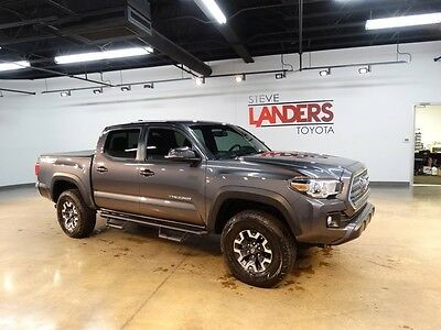 2016 Toyota Tacoma  4X4 V6 NAVIGATION BACKUP CAM JBL SMART KEY CERTIFIED TONNEAU COVER OFF ROAD