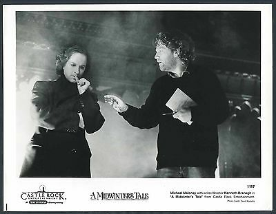 A Midwinter's Tale '95 KENNETH BRANAGH MICHAEL MALONEY