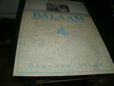 """Balaam And The Angel - Day And Night (12"""" Picture Cover)"""