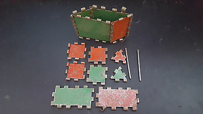 Dinky Builder parts small Job lot
