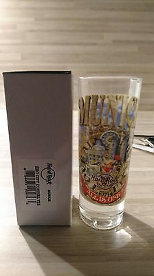 Hard Rock Cafe MUNICH CITY Cordial Shot Glass