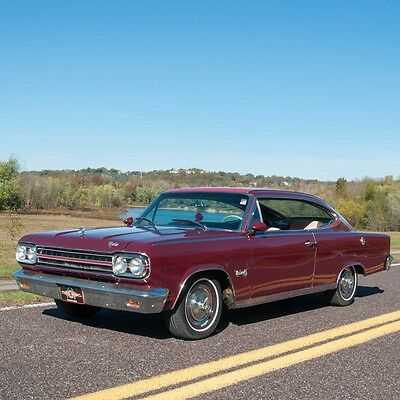 1966 AMC Other Marlin 1966 AMC Marlin Coupe, 287 V8, Auto Trans, AC, Lots of Documentation..LOOK
