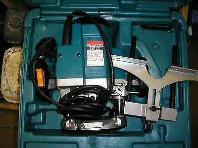 Makita 3612C Router,240 Volt Router,,1/2 Inch Collet,,wood Work Tool