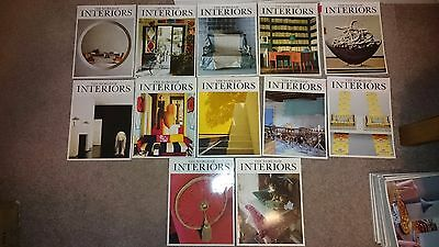 World of Interiors Magazine - 1997 - 12 Issues Complete