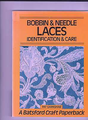 Bobbin & Needle Laces Identification And Care  Lace Book