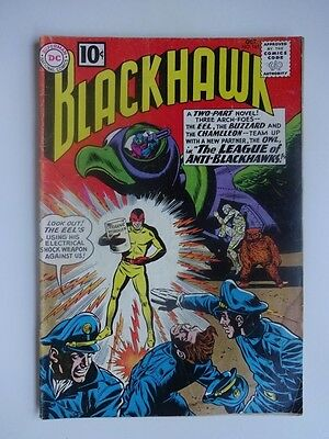 Blackhawk #165  War Anti-Blackhawk League   Dick Dillin  Sheldon Moldoff