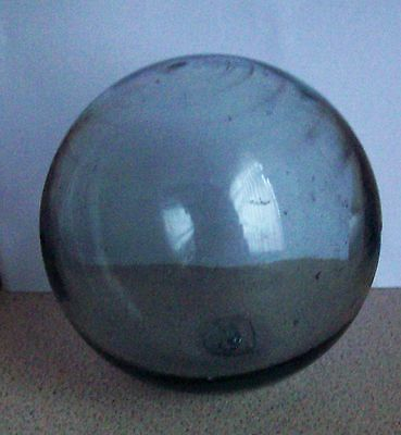 Clear Glass Witch Ball