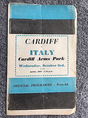 Rare Rugby Programme