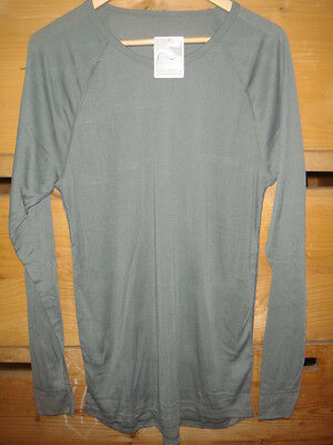 Orig.NL Armee Protection Shirt Lightweight Long Sleeve Funktionswäsche XXL NEU