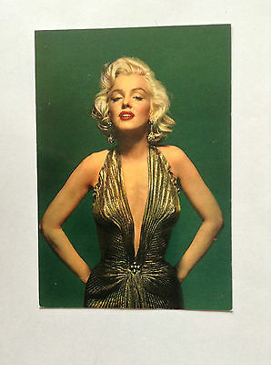 Film  Star & Glamour Legend Marilyn Monroe Postcard.