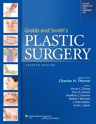 Grabb and Smith's Plastic Surgery (Hardcover), Thorne, 9781451109559