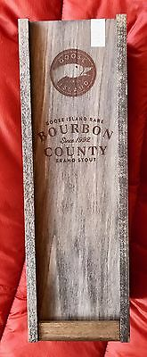 Goose Island - 2015 Bourbon County Stout Rare / Bcbs - Collectors!