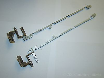 "Asus N53S N53SV 15.6"" LCD Lid Hinges Left Right Hinge 13GNZT10M030"