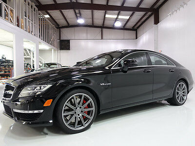 2014 Mercedes-Benz CLS-Class 63 AMG S 4-Matic, low miles! Still under warranty! 2014 Mercedes-Benz CLS 63 AMG S 4-Matic, incredibly well-optioned!