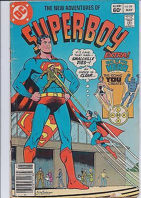 The New Adventures Of Superboy # 29 1982