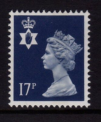 GB Northern Ireland 1990 Regional Machin 17p SG NI44 MNH (1CB)