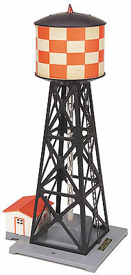 MTH 35-90002 Water Tower W/Bubbling Pipe S Gauge
